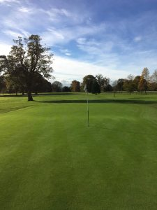 October Winter Open Scramble